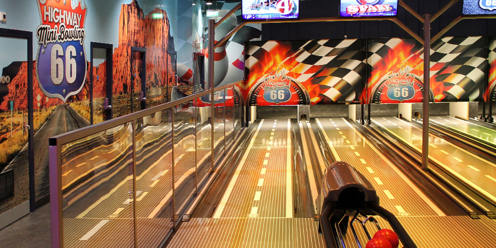 Highway66 Specifications   Amusement   QubicaAMF   Mini