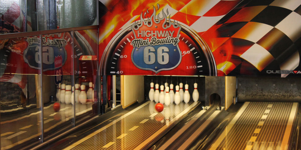 Highway66 Lane Entertainment Amusement Qubicaamf